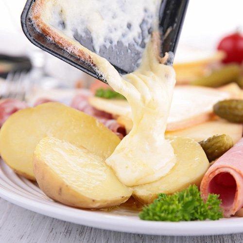Raclette pomme de terre