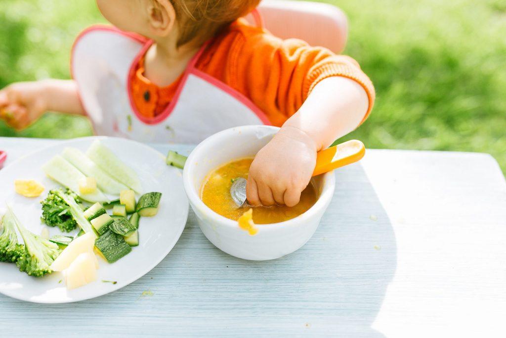 Diversificiation alimentaire