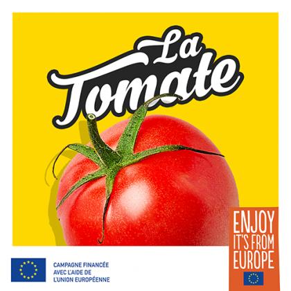 La vie cachée des fruits et légumes - la tomate
