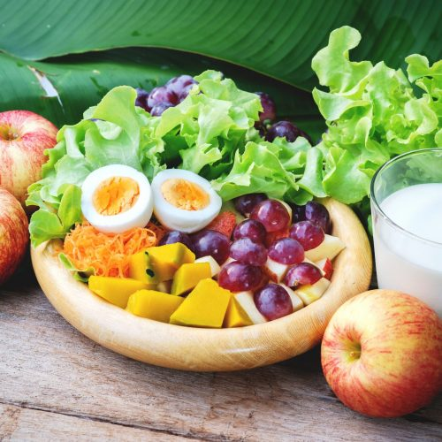 Fruitset légumes et densité osseuse