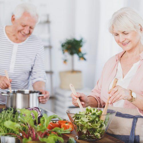 L'alimentation après 70 ans