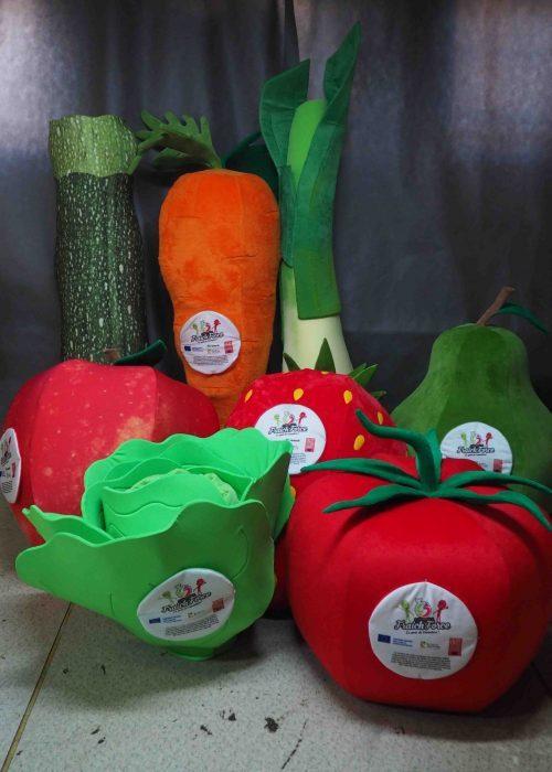 Le jardin extraordinaire de Frutti et Veggi