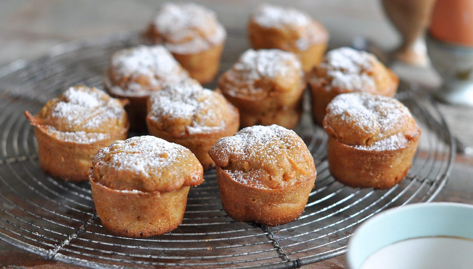 Mini-muffins à la courge butternut