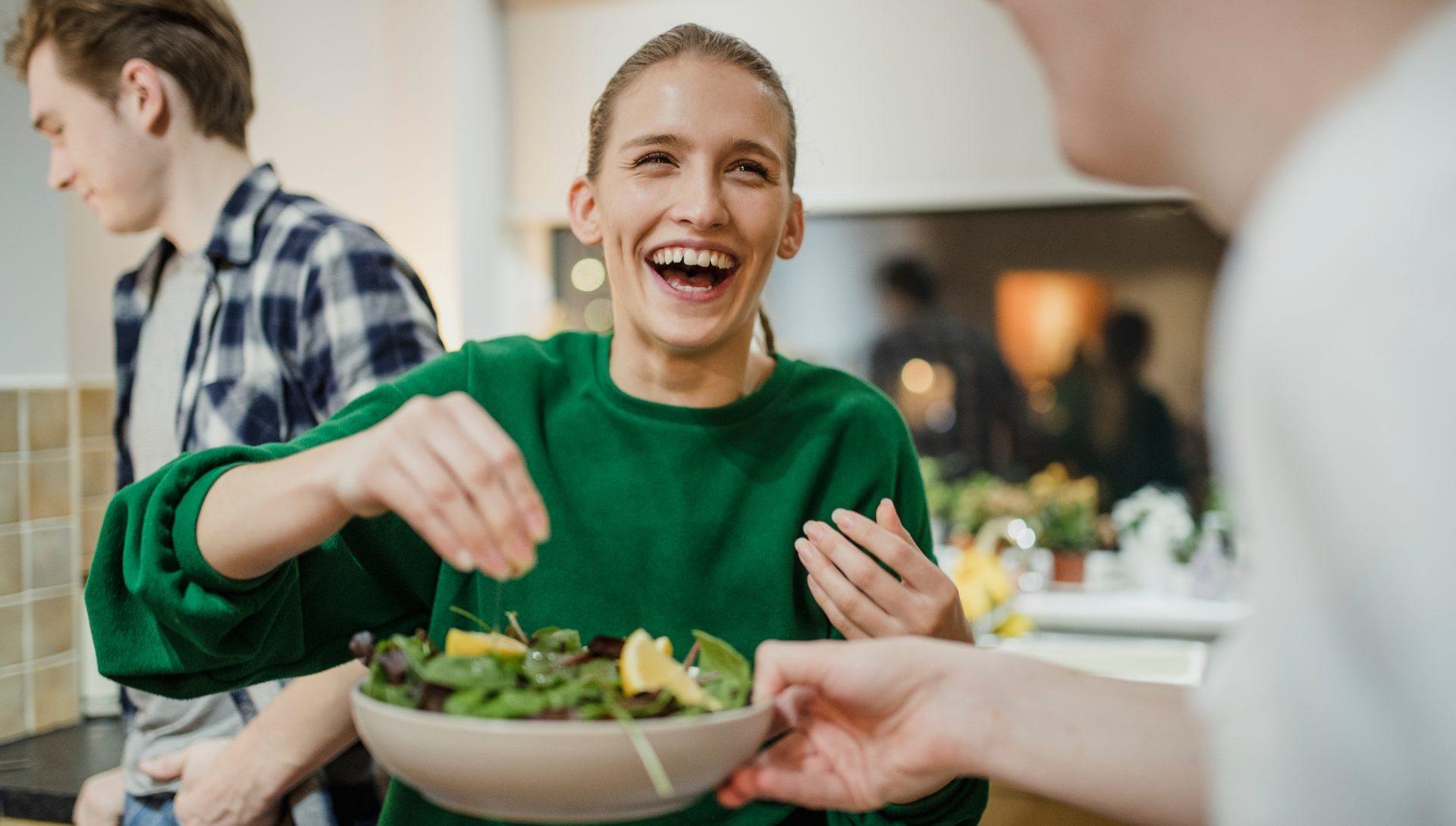 Podcast Cuisinés Maison avec Ruffine
