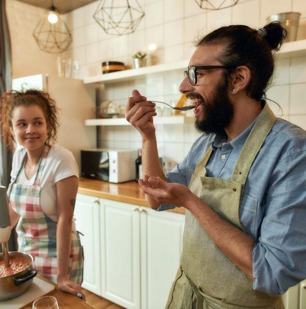 Podcast Cuisinés maison Mathias et Kenza
